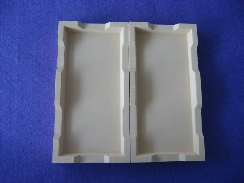 calcia stabilized zirconia ceramic tray