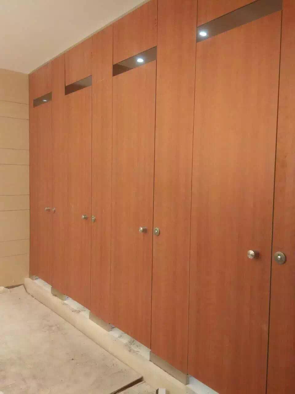 hpl toilet cubicles system