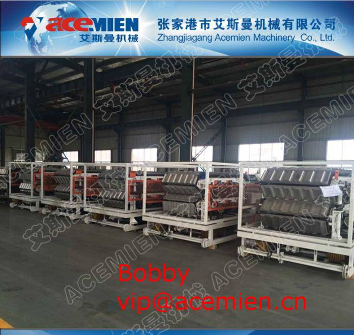 PVC/ASA Roof Tile Making Machine/ Synthetic Resin Roof Tile