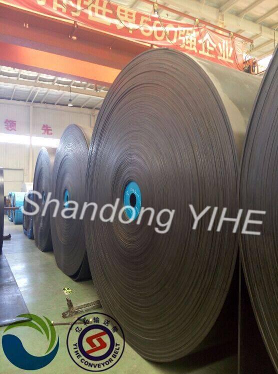 Anti-tearing steel cord belts