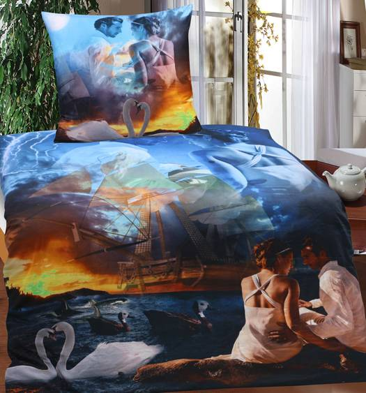 DIGITA PRINTED BED SETS