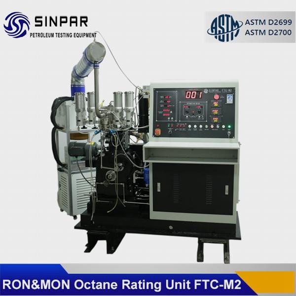 Combination CFR engine/CFR analyzer SINPAR FTC-M2