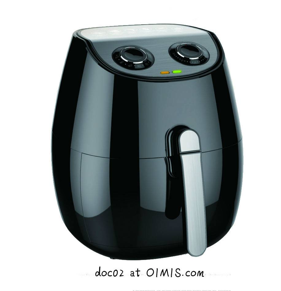 Air Fryers, Oil-Less Fryer, Oil-Free Fryer
