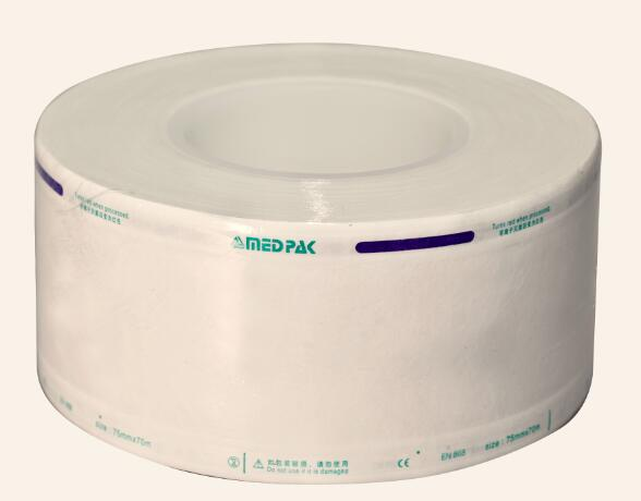 Sterilization tyvek roll/reel