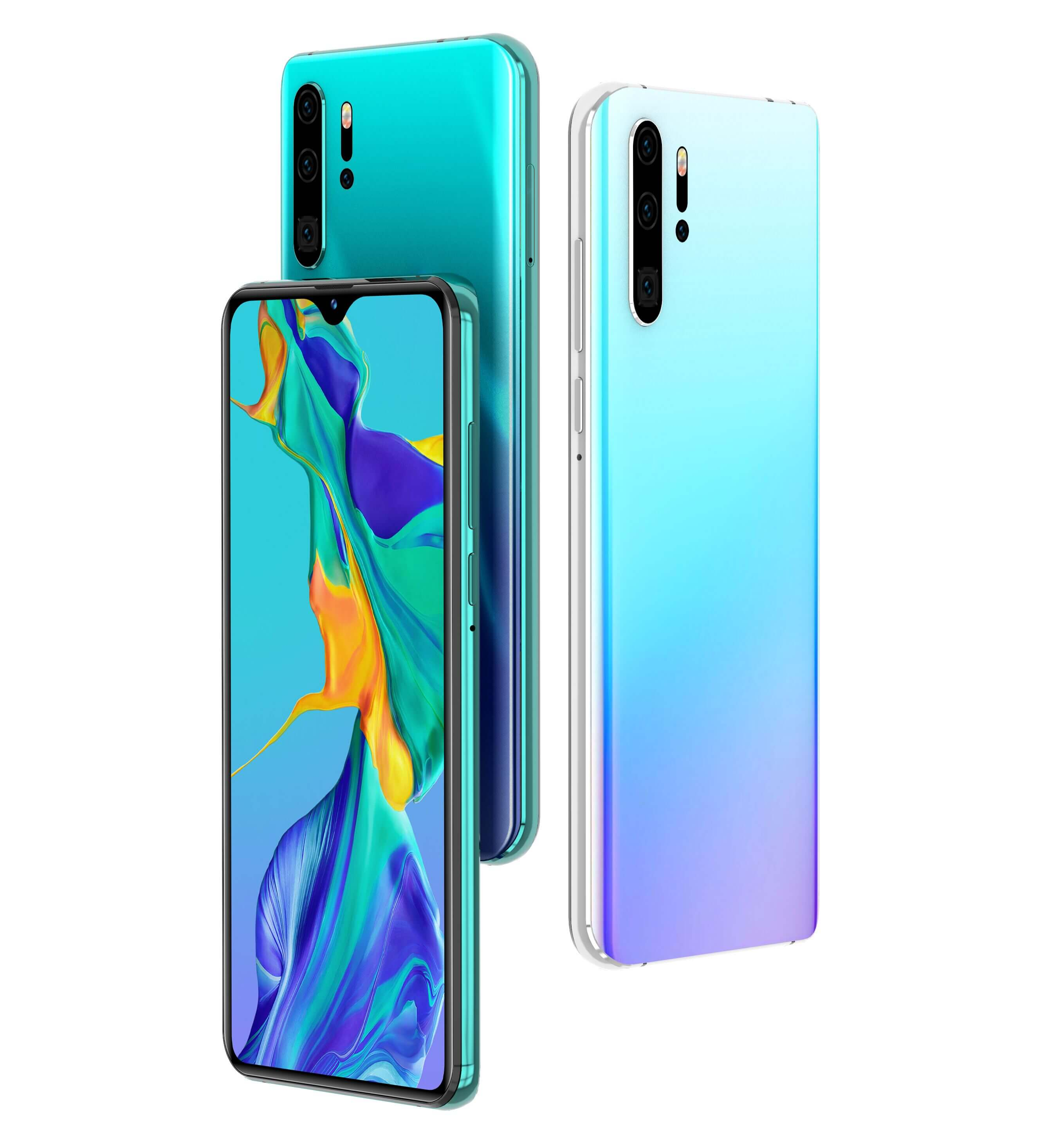 OEM/ODM Mobile Phone Manufacturer Water Droplet P30 PRO 6.3inch Full Screen