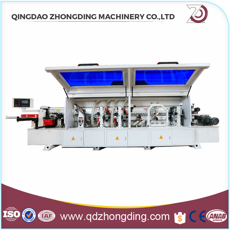 woodworking edge banding machine