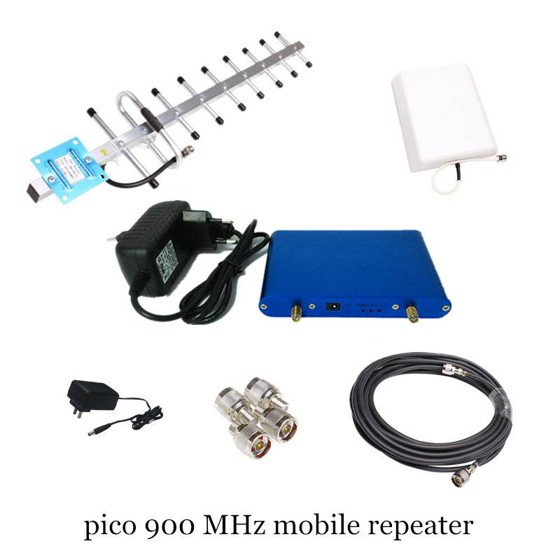 Mini single band gsm 900 mhz 2g signal repeater