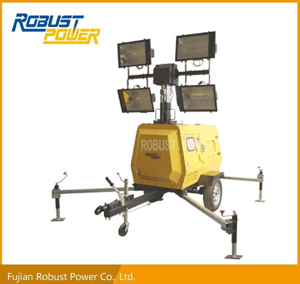 Hydraulic Construction Lighting Tower (RPLT6800)