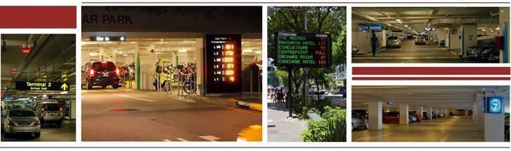 intelligent parking solution