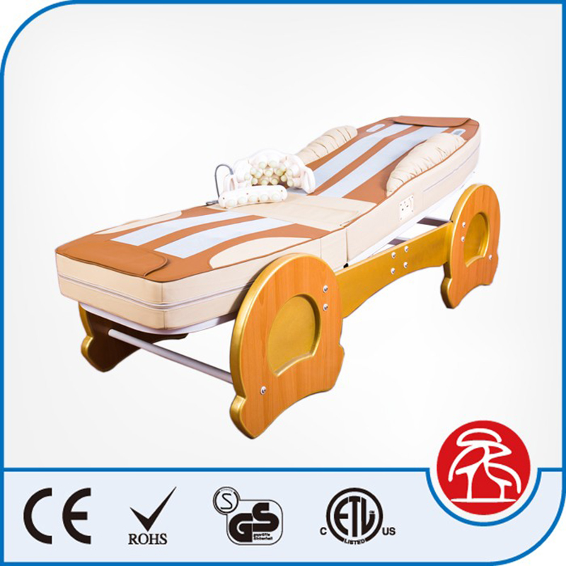 Japan Premium 9 roller Automatic Massage Bed