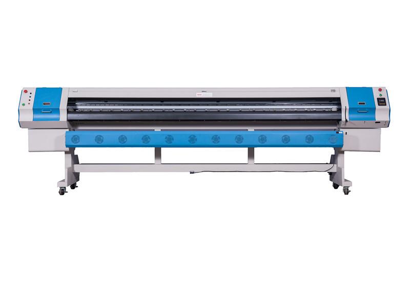economic printer konica 512 3.2m poster advertising printing flex printing machine