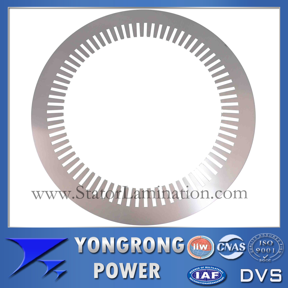 IE3 Efficiency High Voltage Electric Motor Stator Stamping Sheet