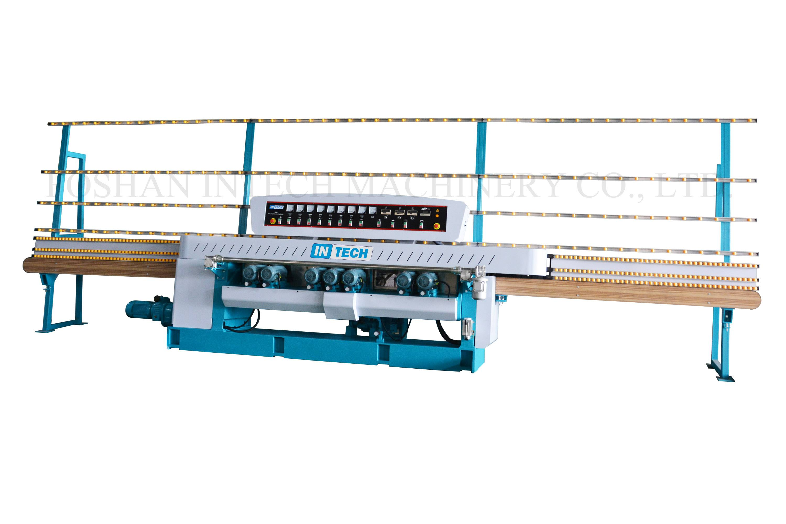 Glass straight-line beveling machine-X251
