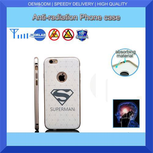 plastic phone cover anti-radiation mobile phone case