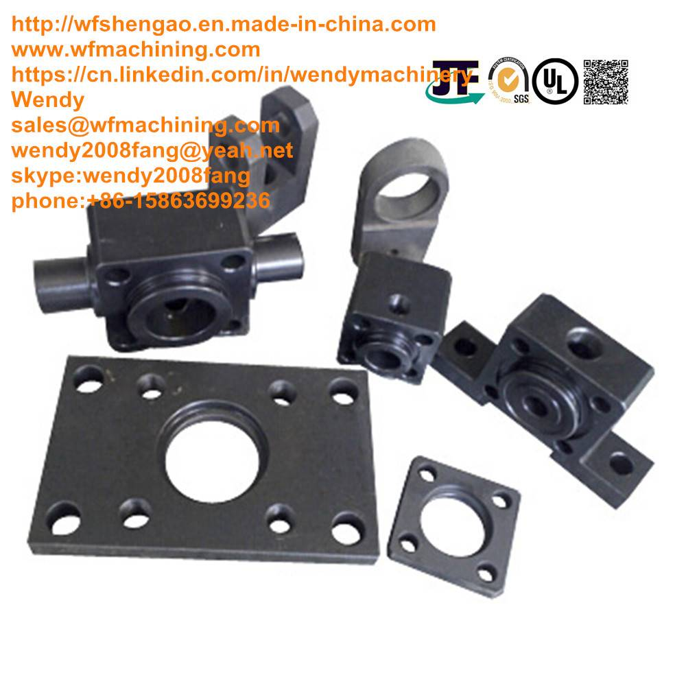 OEM CNC Precision Machining Parts for Hydraulic Cylinder