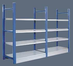 middle storage rack