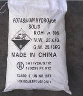 competitive price of potassium hydroxide