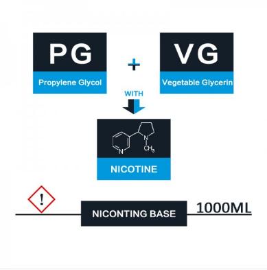nicotine base,different nicotine base,0mg,48mg,36mg,6mg,12mg,18mg,24mg