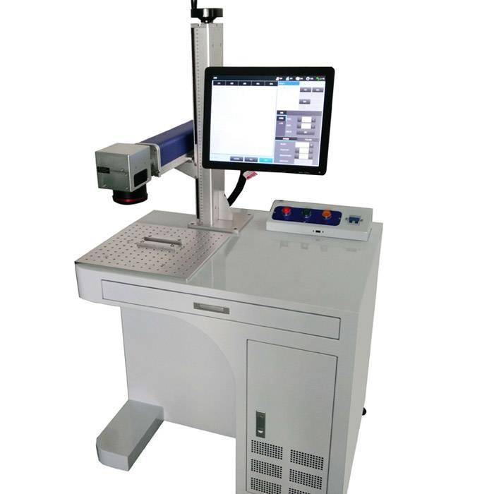 IDJET Fiber Laser Marking Machine