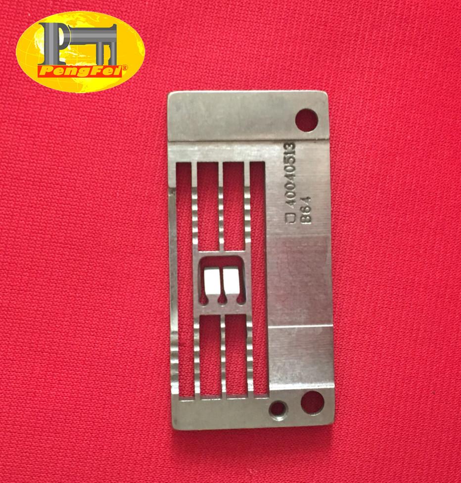 Industrial Sewing Machine Parts JUKI Throat Plate 400-40513 B64