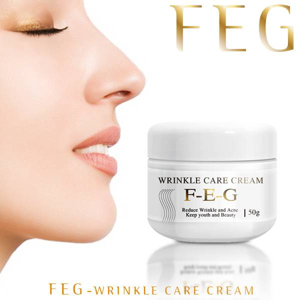 Most Popular Women's FEG Anti-aging Anti-Wrinkle Face Cream
