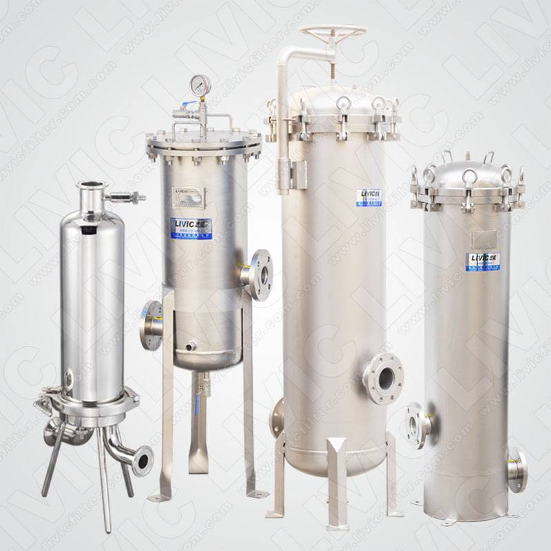 Cartridge Filters Filtration System
