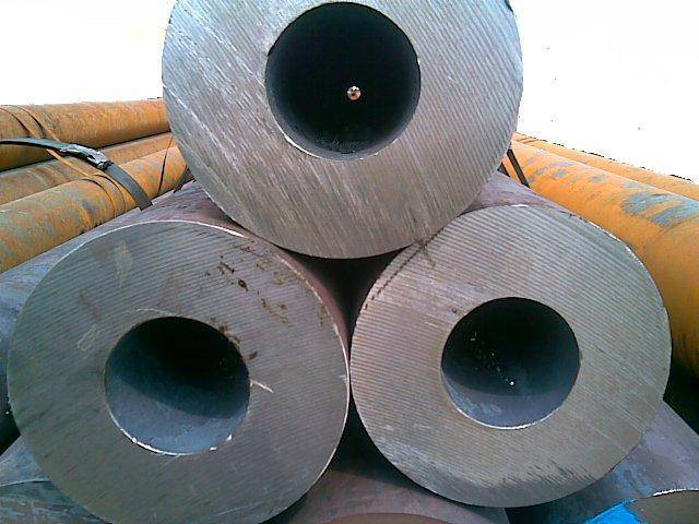 Seamless steel pipes, carbon steel