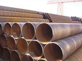 SSAW steel pipe/ welded steel pipe/ carbon steel pipe/ stainless steel pipe/ hot-rolled steel pipe/