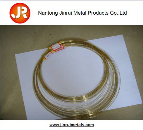 brass coated brusher steel wire