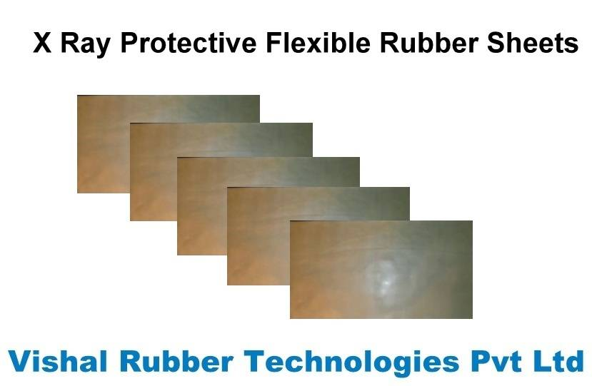 X Ray Protective Flexible Rubber Sheet