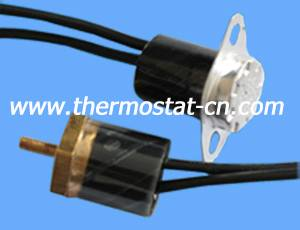 KSD301 water proof thermal cutout, KSD301 water proof thermostat