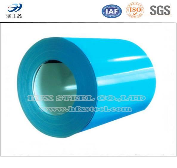 PPGI/PPGL Steel Coils