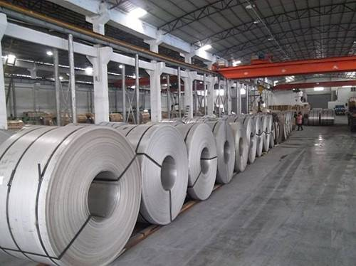 hot rolled stainless steel coils-201