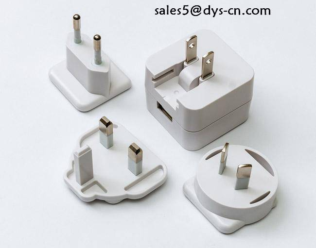 Travel charger with UL,FCC,CE,GS,SAA,RCM,PSE,CCC certification