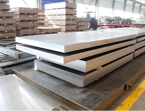China Manufacturer Supply 5052 Marine Aluminum Plate