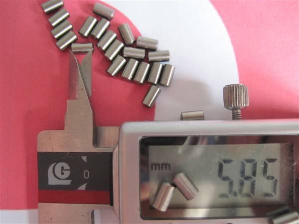 Titanium Gr2 screw, DIN7