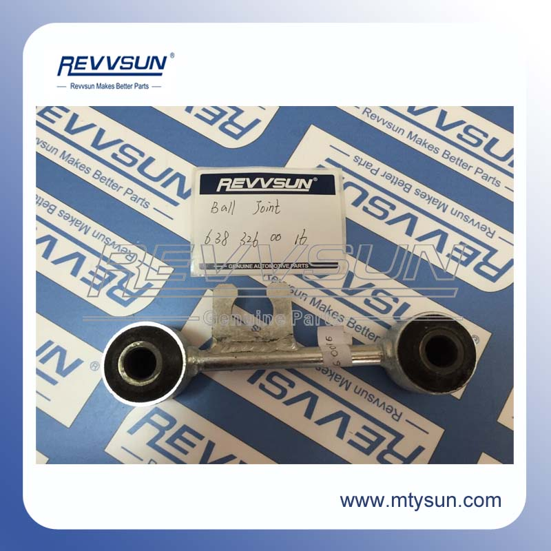 REVVSUN AUTO PARTS Stabilizer Link, rear 638 326 00 16, 638 326 01 16 for BENZ SPRINTER