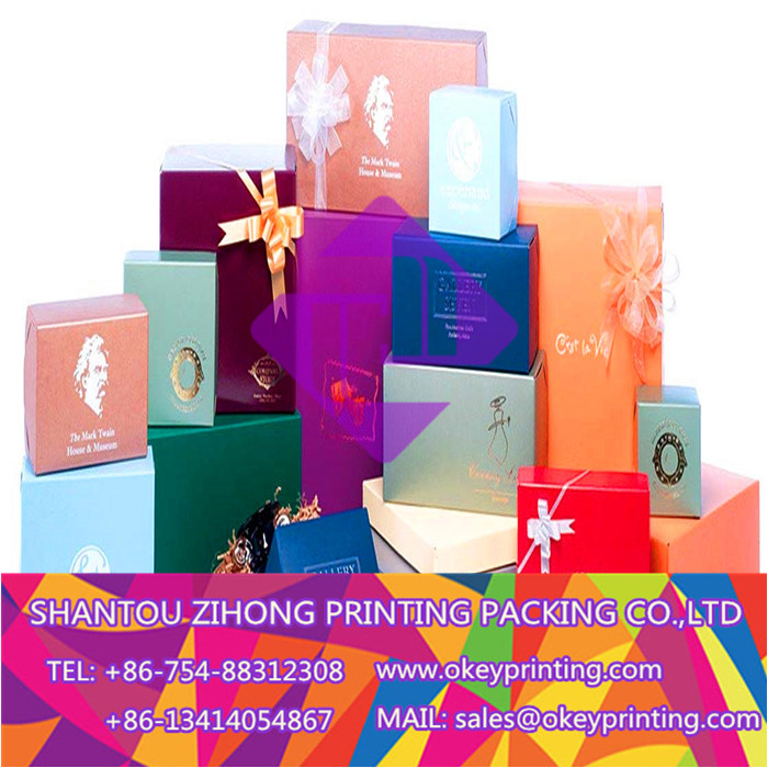 printing art product packaging box
