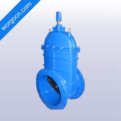 BS5163 NRS Resilient Seated Gate Valve