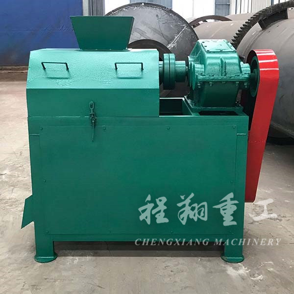 8 ton per hour phosphate fertilizer granular production line with roller extruding comminutor
