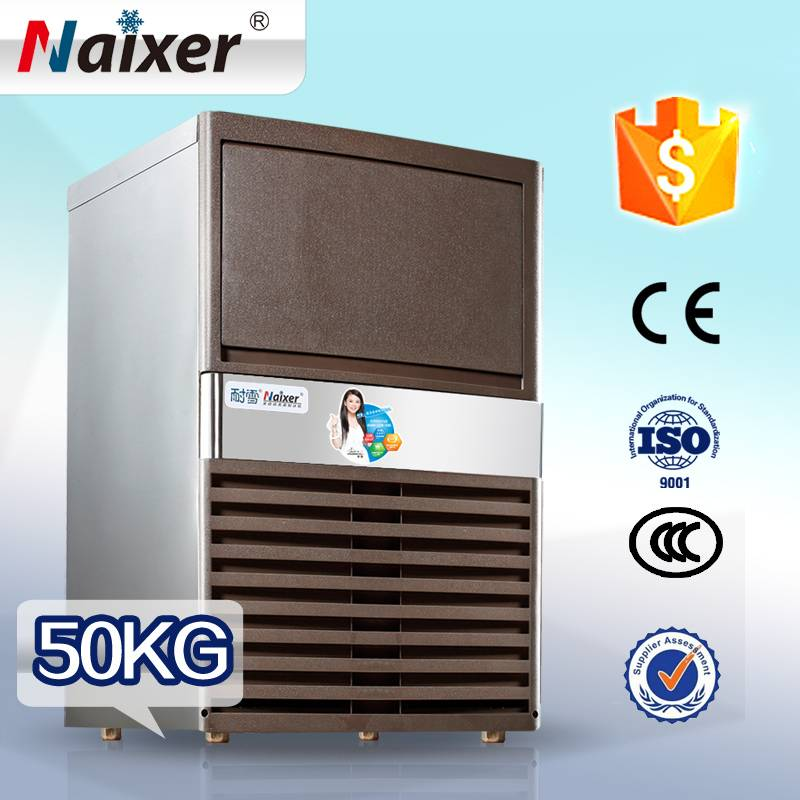 NAIXER  full automatic sterile cube ice machine for sale