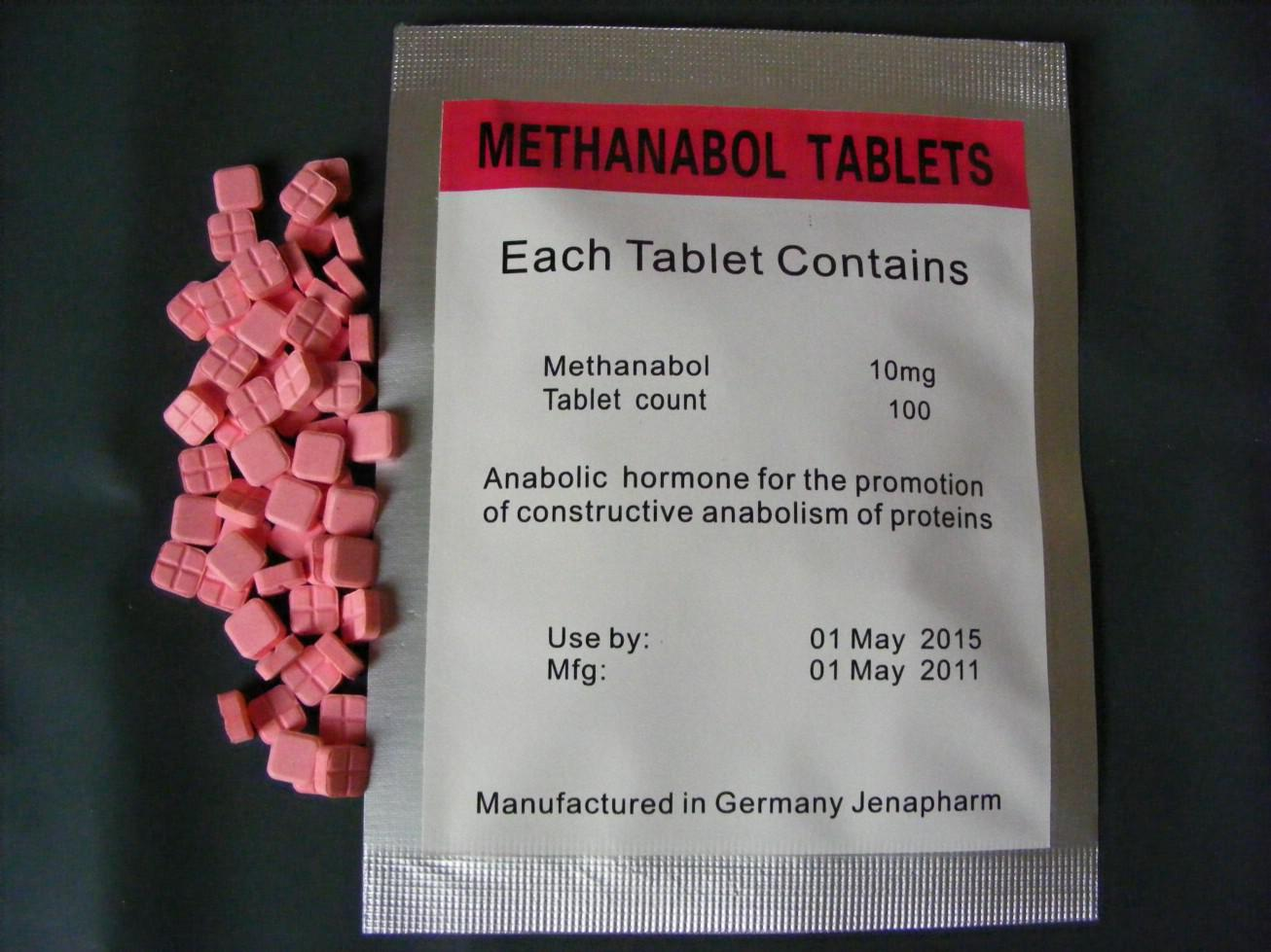 Methanabol Dianabol Tablets 10mg