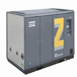 Atlas Copco ZR/ZT Series Oil-free Rotary Screw Compressor