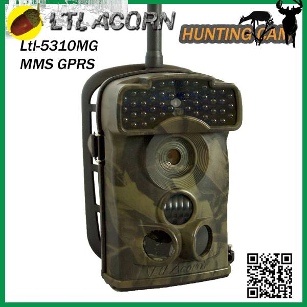 1080P waterproof SMS MMS hunting trail camera