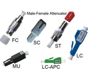 LC/SC/ST/FC Fiber Optic Attenuator