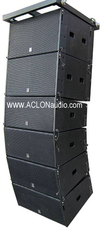 "Big Output Dual 12"" Line Array Speaker (LAT212 passive)"