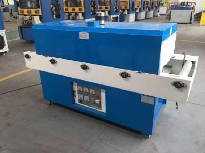 Aluminum packaging machine for thermal break aluminum profileSSM-350