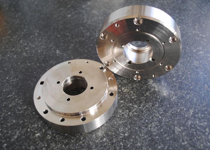 cnc machining Flange processing China