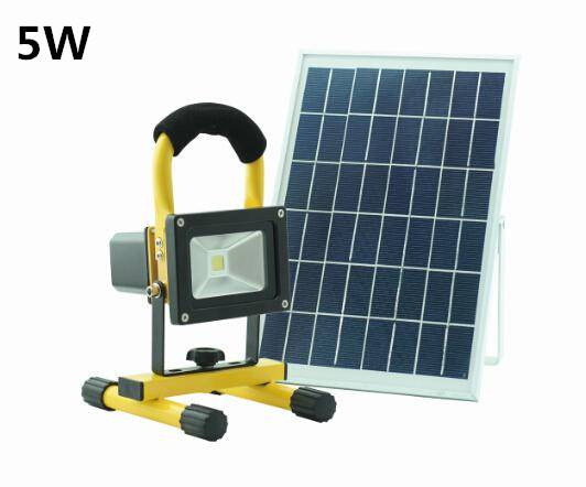 Solar LEd Camping Lantern Light Lamp 5W Solar Panel Outdoor Solar Hand Light Led Solar Street Light
