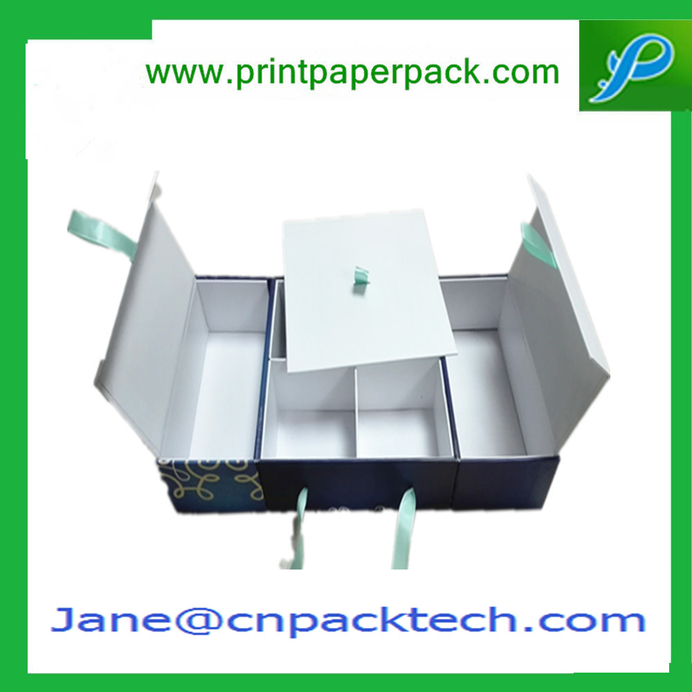 High-End Offset Printing Paper Gift Box Foldable Box Rigid Set-up Boxes